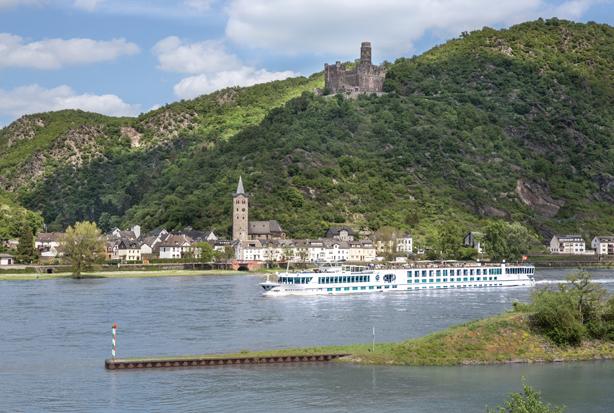 7-night Castles Along the Rhine