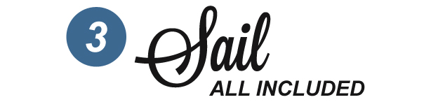 Sail All Included - add four perks