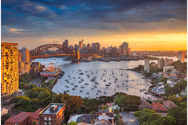 Australia/New Zealand Voyages