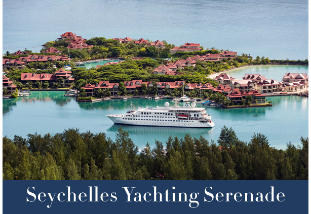 Experience Crystal Esprit while exploring Seychelles