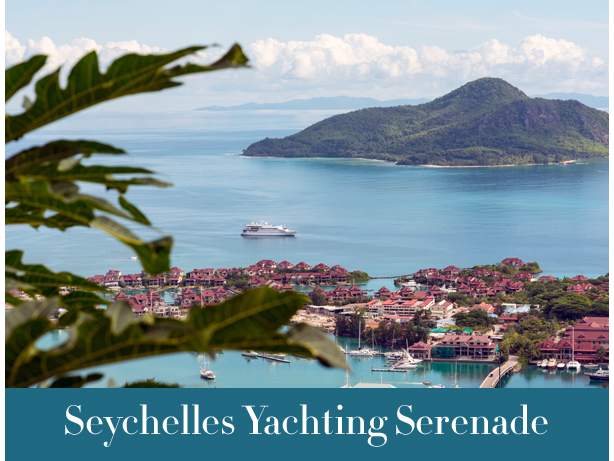 Seychelles Yachting Serenade Cruise