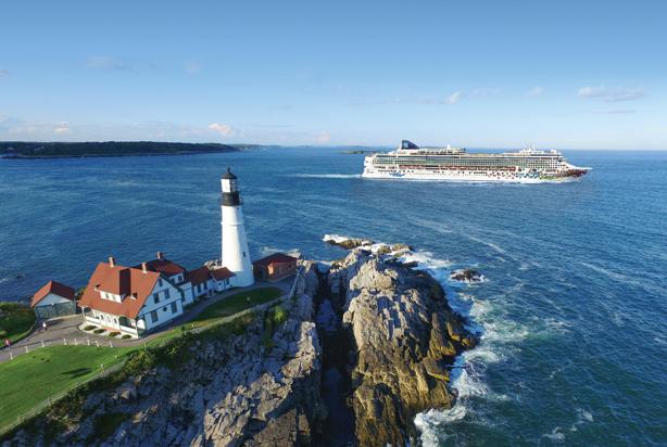 Cruise Canada & New England