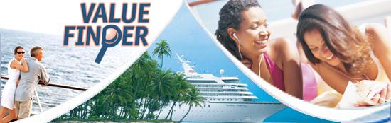 Find a cruise.