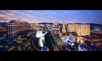 Destination of the Month: <br />LAS VEGAS