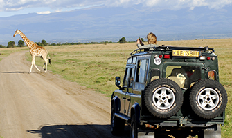 Destination of the Month: <br />Kenya