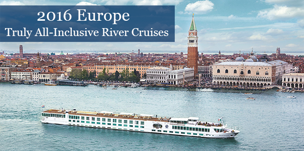 Book your truly all-inclusive Europe river cruise early and save.