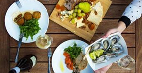 The Culinary Scene:<br />South Australia