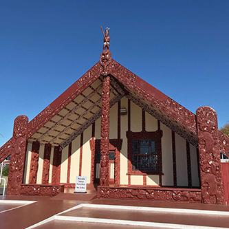Maori Culture center
