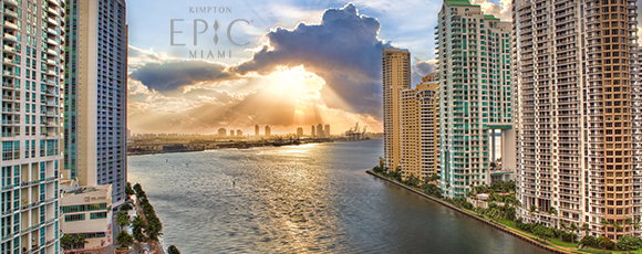 Win a 3-night stay for two at the Kimpton EPIC Miami!
