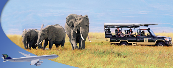 Win a Free Vacations - South African Sweepstakes Giveaway!