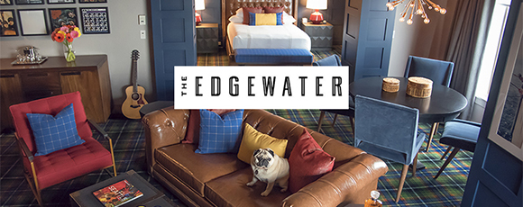 Win a 3-night stay for two at The Edgewater, Seattle!