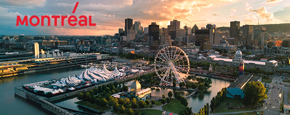 Win a Air-Inclusive, 4-night Montréal Vacation from Tourisme Montréal and Air Canada
