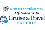 Cruise & Travel Experts w/ Scott The Traveling Man