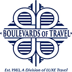 Boulevards of Travel, a division of LUXE Travel