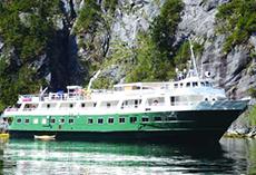 7-night Glacier Bay National Park Adventure Cruise - -