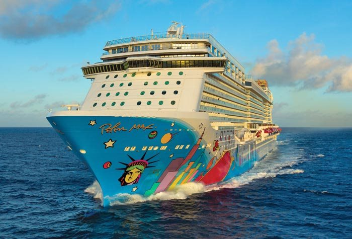 Norwegian Cruise Line®: Norwegian Breakaway