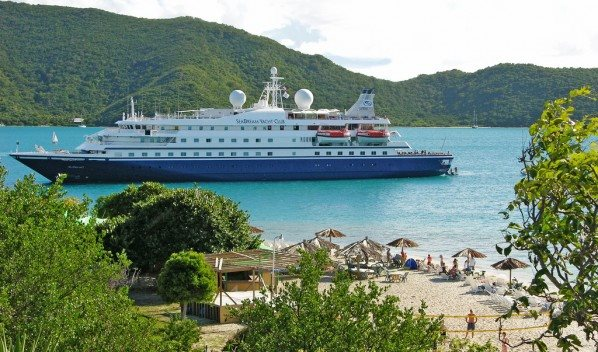 Luxury Cruise on