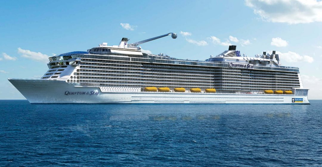 Royal Caribbean International®: Quantum of the Seas