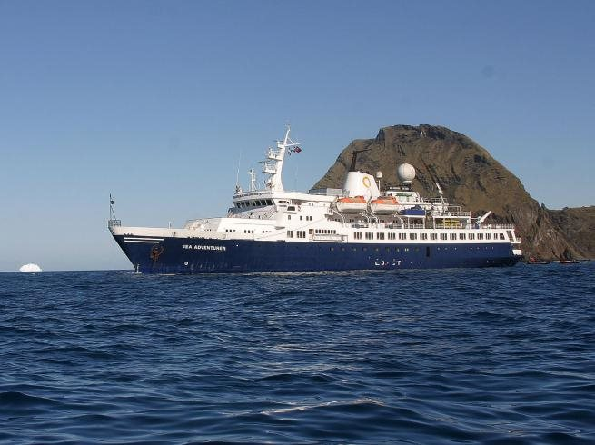 Quark Expeditions: Ocean Adventurer