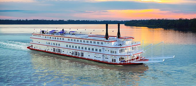 8-night Charms of the South Cruise – Memphis to New Orleans