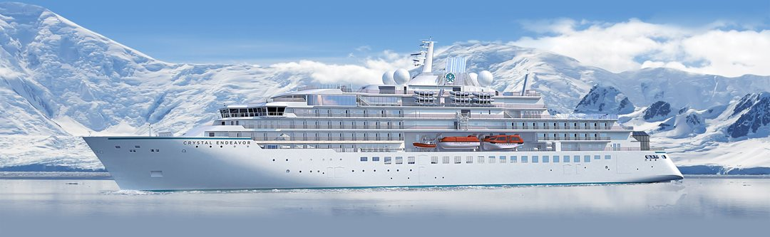 Crystal Cruises®: Crystal Endeavor