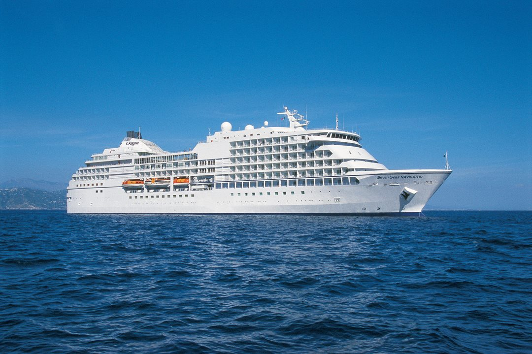 30-night Between Fire & Ice Cruise