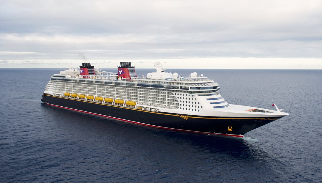 5-night Bahamas with Two Stops at Disney Castaway Cay Cruise