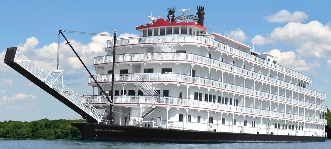 4-night Highlights of the Mississippi River Cruise - -