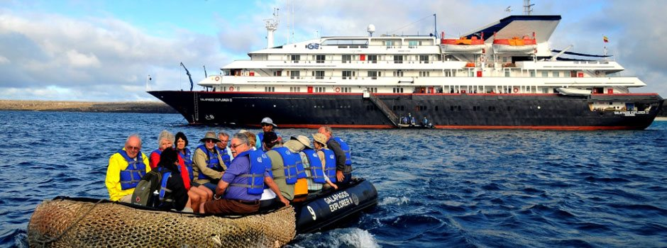 7-night Gal?pagos Islands Expedition Cruise
