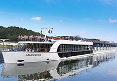 7-night The Romantic Danube Cruise
