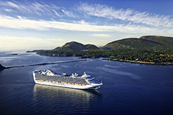 Princess Cruises®: Caribbean Princess®