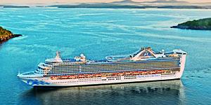 Princess Cruises®: Caribbean Princess®