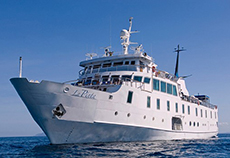 7-night Darwin's Discoveries - The Galapagos Islands Cruise