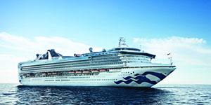 Princess Cruises®: Grand Princess®