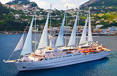 Windstar Cruises: Wind Surf