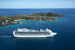 Princess Cruises®: Ruby Princess®