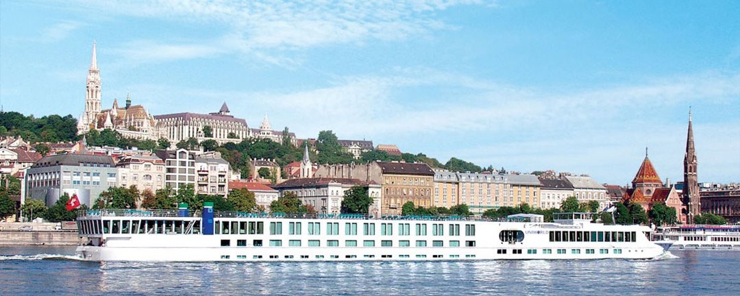 15-night European Jewels Cruise