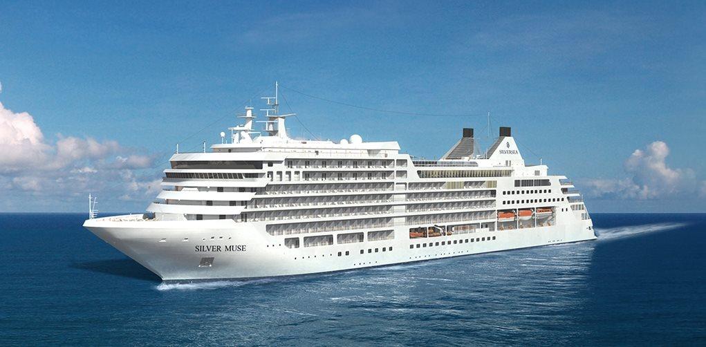 Silversea Cruises: Silver Moon