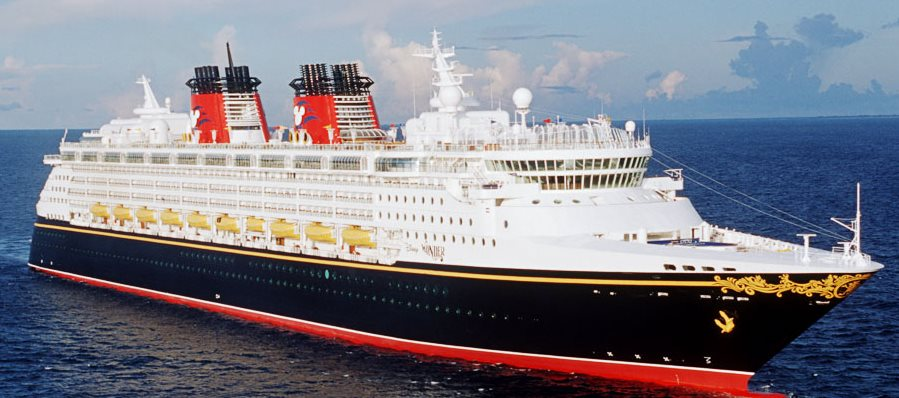 Disney Cruise Line: Disney Wonder