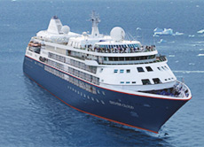 21-night Transoceanic Expedition Luxury Cruise - -