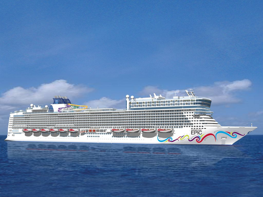 Norwegian Cruise Line®: Norwegian Epic