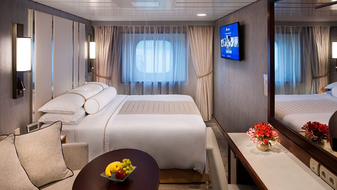 Oceanview Stateroom Cruise-Only Guarantee