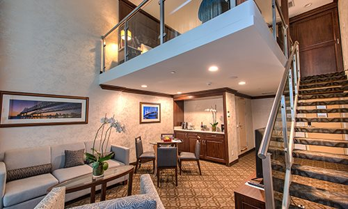 Loft Suite With Private Balcony