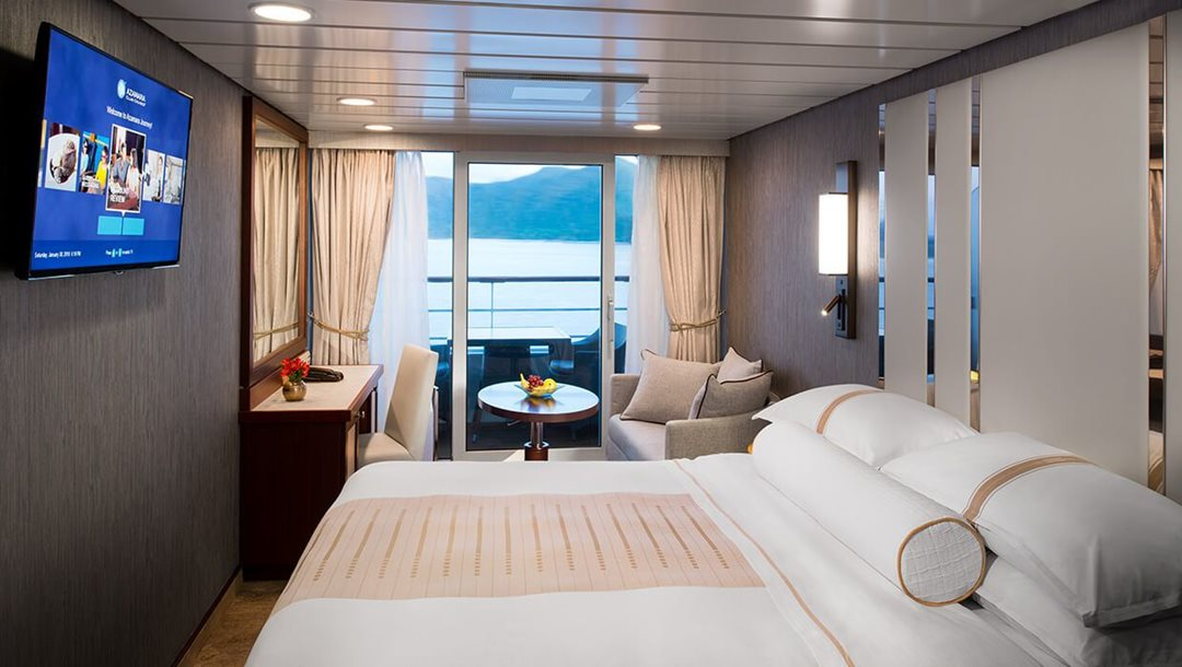 Club Veranda Plus Stateroom