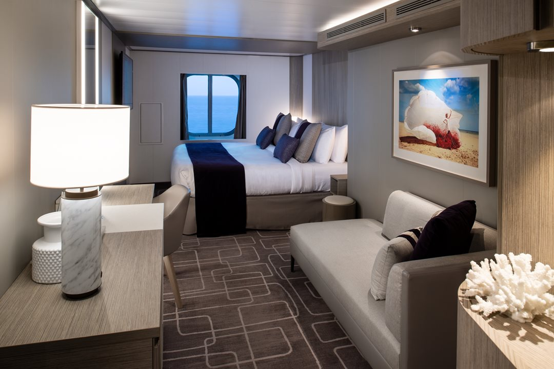 Ocean View Stateroom Cruise-Only Guarantee