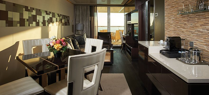 The Haven Owner's Suite with Large Balcony