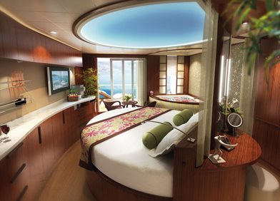 The Haven Spa Suite with Balcony