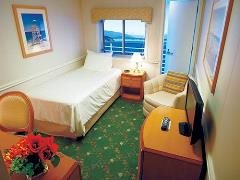 Single Stateroom with Private Balcony
