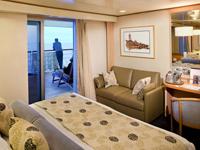 Lanai Oceanview Stateroom