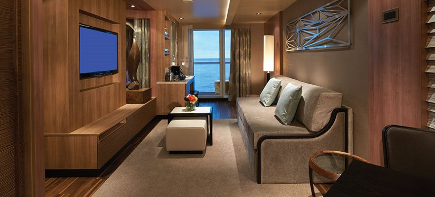 The Haven Deluxe Spa Suite with Balcony